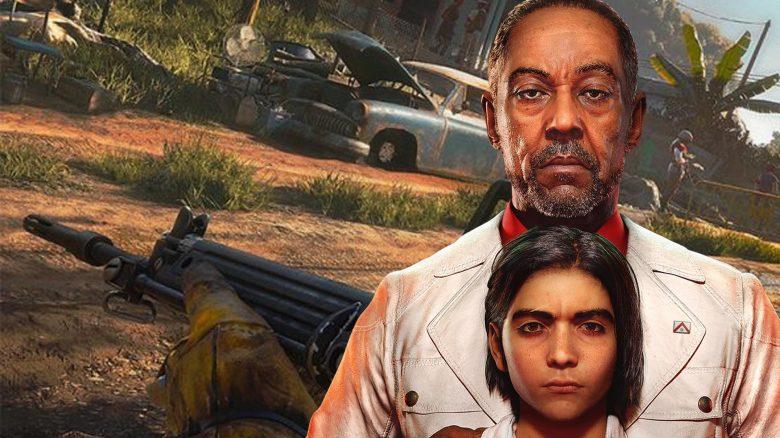 Far Cry 6: Trailer mit Gameplay geleakt – Zeigt Waffen und … Liebe für Krokodile