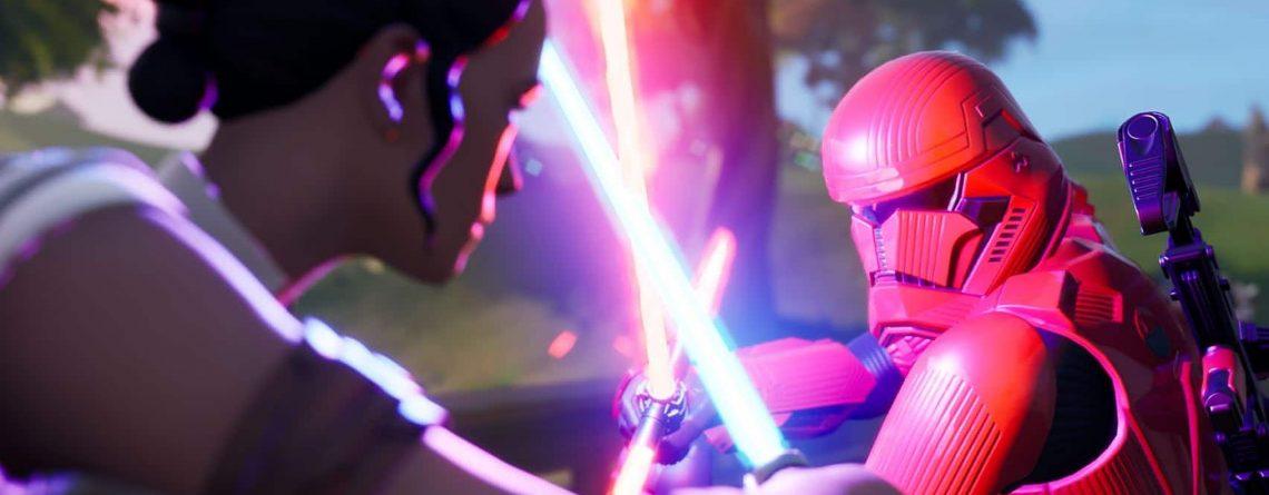 Fortnite hat zur Hochzeit genug Geld umgesetzt, um Star Wars zu kaufen – 2-Mal