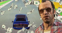 GTA Online Geld Stunt Trevor Titel