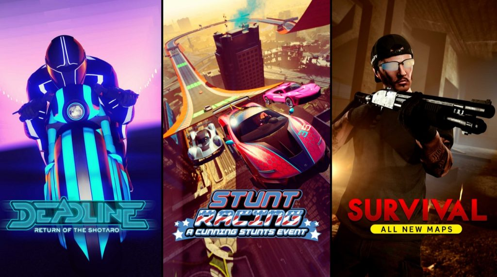 GTA Online Stunt Deadline Survival