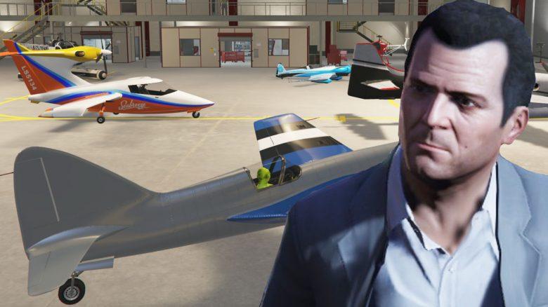 GTA Online schnellste Flugzeuge Titel