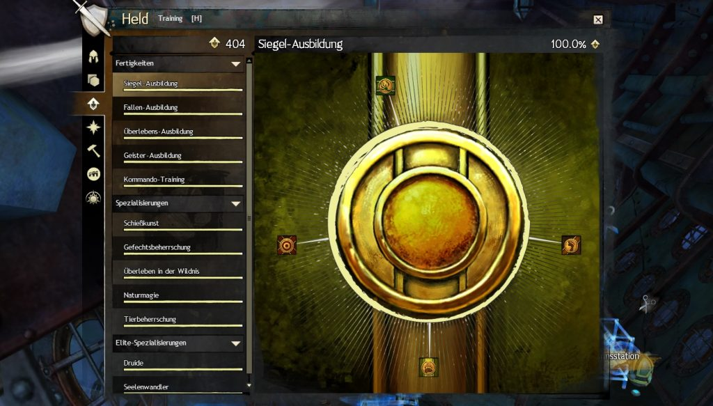 Heldenpunkte in Guild Wars 2