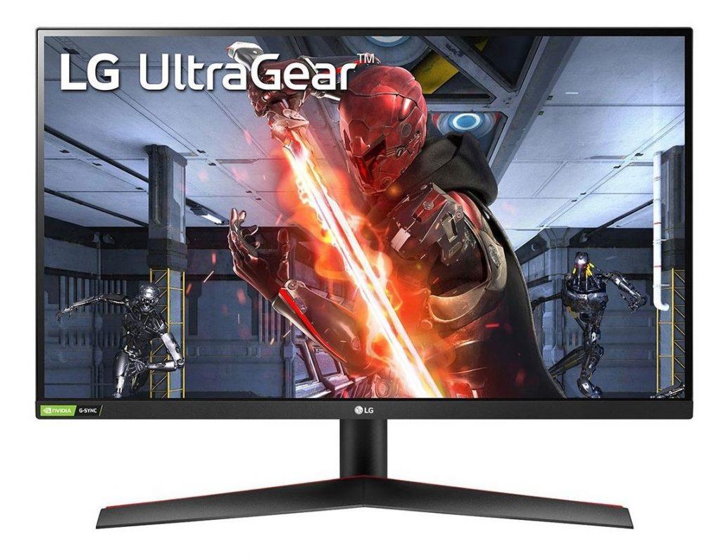 LG UltraGear 27GN800-B