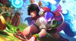 LoL Ahri Skin Chroma