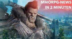 Ein neues MMORPG ist gerade spielbar, aber es kommt gemischt an