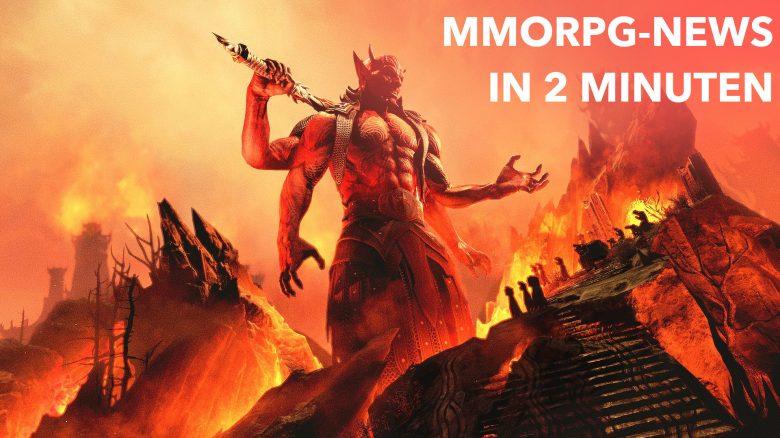 Nächste Woche kommen 2 große MMORPG-Highlights
