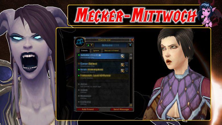 Mecker Mittwoch Freundesliste titel title 1280×720 Pixel 2