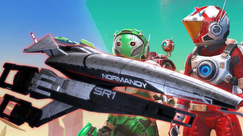 No Man's Sky hat jetzt das berühmteste Raumschiff der Videospiel-Geschichte