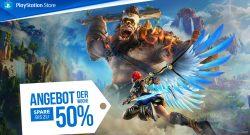 Neues Angebot der Woche im PS Store: Immortals Fenyx Rising bis zu 50 % günstiger