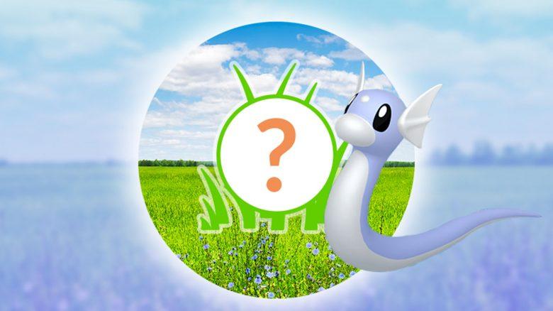Pokémon GO Dratini Rampenlicht Titel