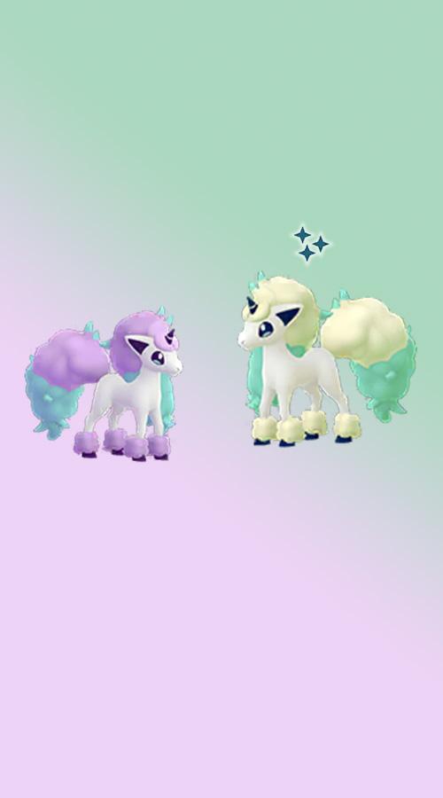 Pokémon GO Galar Ponita und Shiny