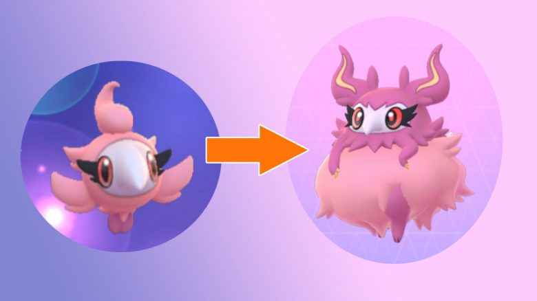 Pokémon GO Parfi Parfinesse Titel