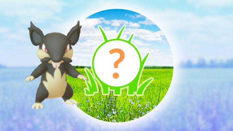 Pokémon GO Rampenlicht Rattfratz Titel