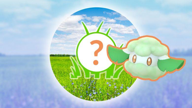Pokémon GO Rampenlicht Waumboll Titel