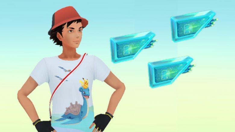 Pokemon GO Regenmodul