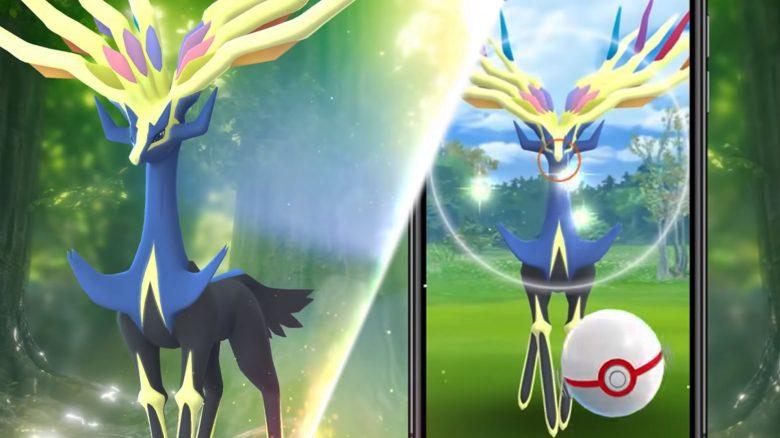 Pokémon GO: Xerneas Konter – Die besten Angreifer für den legendären Boss
