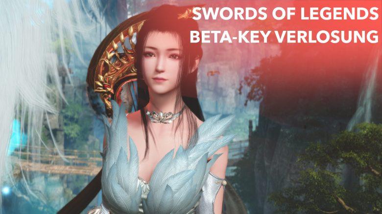 Swords of Legends Beta Key Verlosung