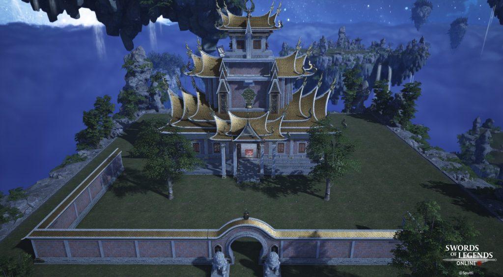 Swords of Legends Housing