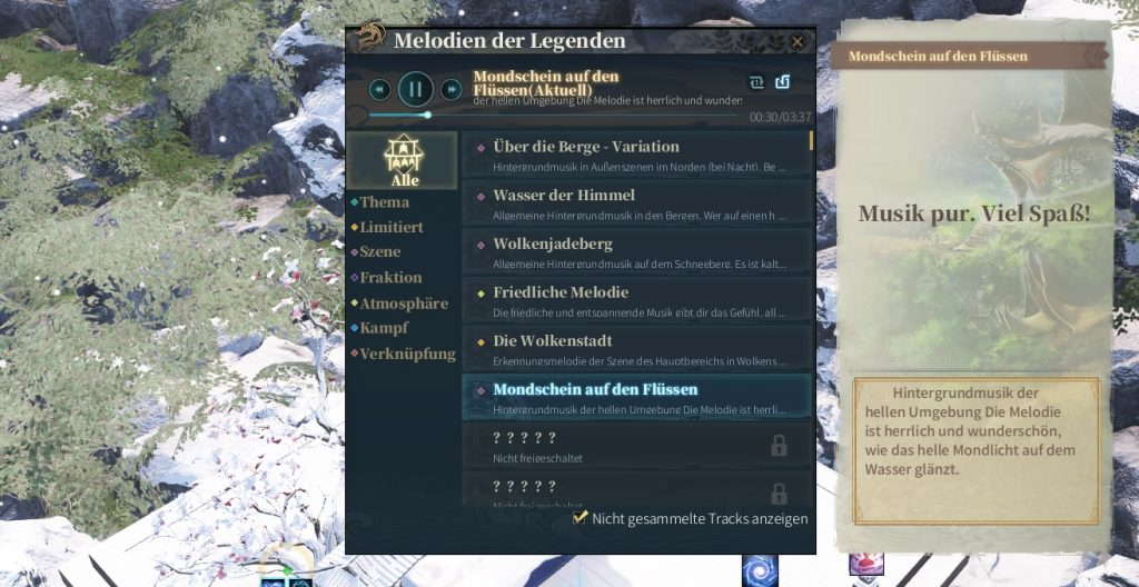Swords of Legends Housing Melodien