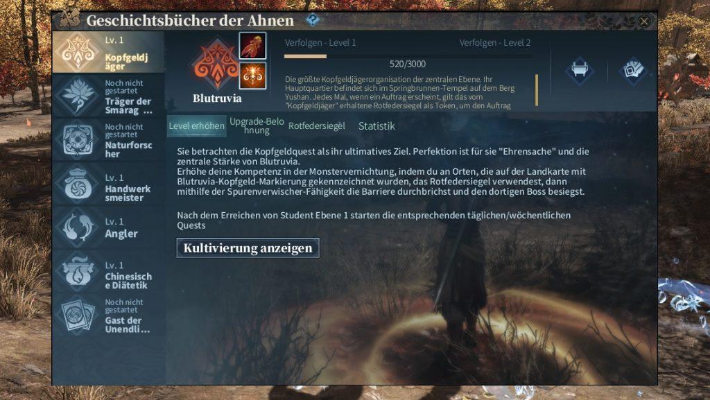 Swords of Legends Online Geschichtsbücher der Ahnen