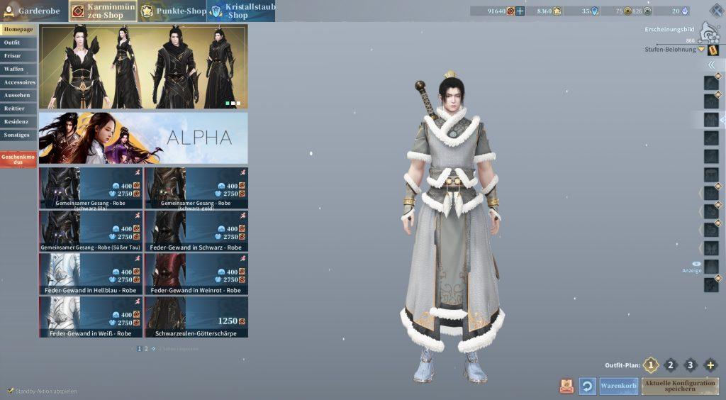 Swords of Legends Shop
