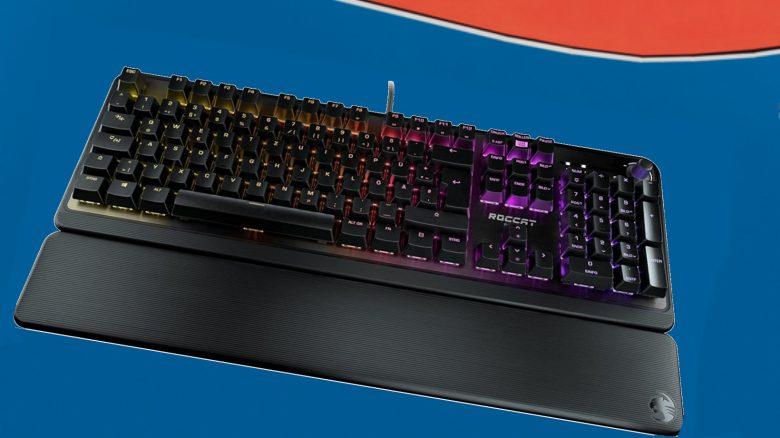 Roccat Pyro: Mechanische Gaming-Tastatur für unter 100 Euro im Test