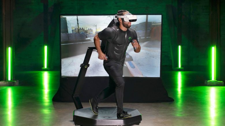 Milliardär Mark Cuban investiert in VR-Laufband: Sieht so die Zukunft des Gamings aus?
