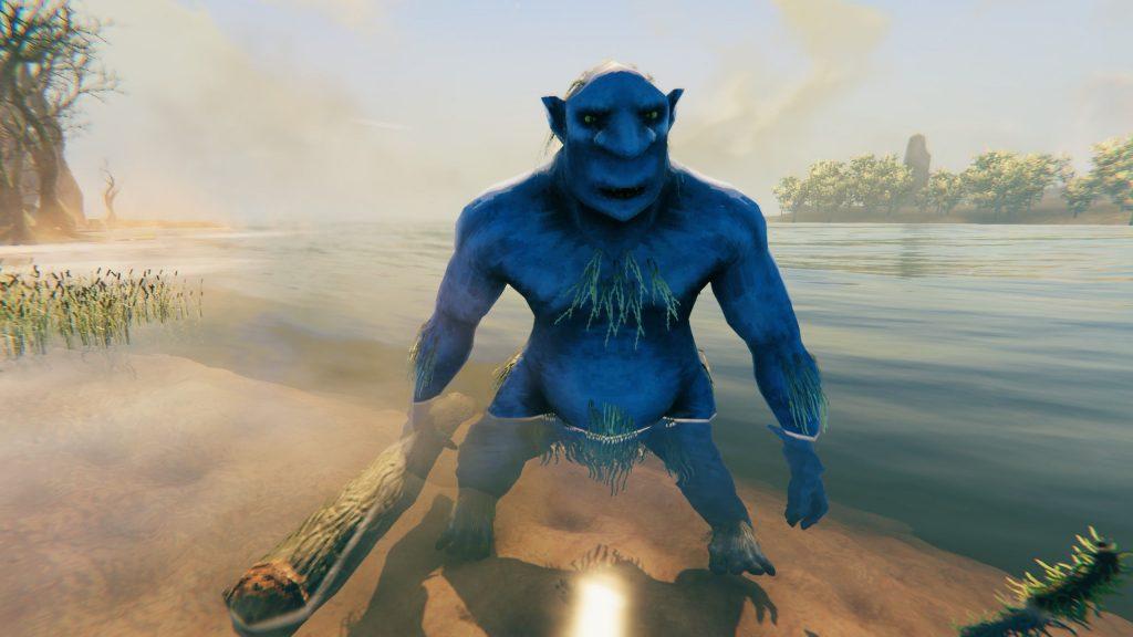 Valheim Troll neu