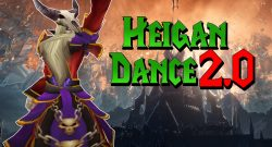WoW Heigan Dance titel title 1280x720