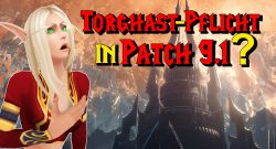 WoW Torghast Pflicht in Patch 91 titel title 1280x720