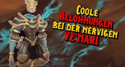WoW Venari Ruf Items titel title 1280x720