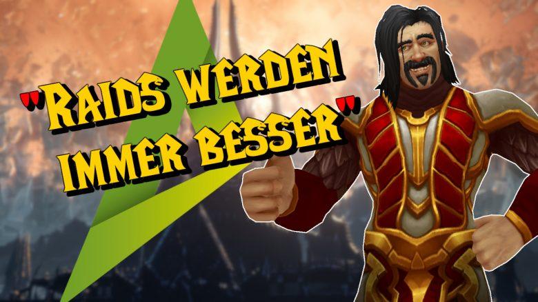 WoW ad hoc gaming Raids werden immer besser titel title 1280x720