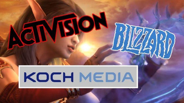 Activision Blizzard übergibt Vertrieb seiner Spiele in Europa an eine deutschsprachige Firma