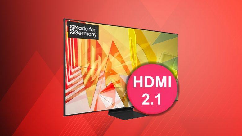 Top QLED-Fernseher Q95T von Samsung aktuell günstig bei Alternate.de