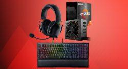 Amazon: Razer-Headset zum Bestpreis, Ryzen 7 und mehr aktuell günstig