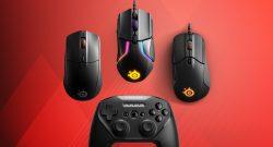 Selten günstig: Gaming-Mäuse von SteelSeries reduziert bei Amazon