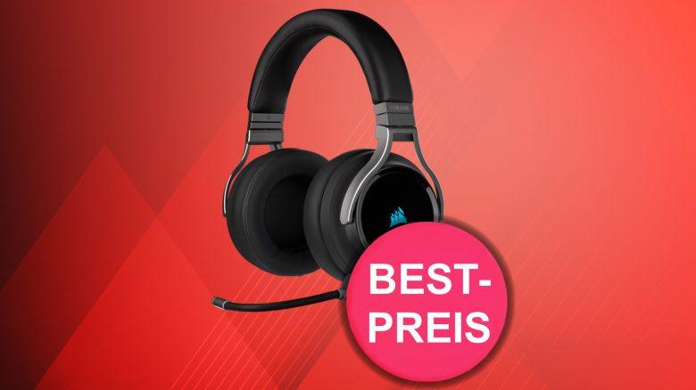 Top Gaming-Headset von Corsair zum absoluten Tiefstpreis bei Amazon
