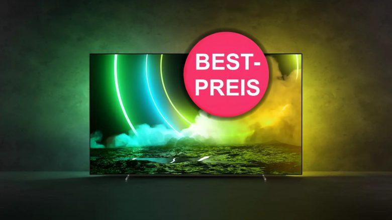 Philips OLED-TV mit Ambilight zum Tiefstpreis und mehr bei Amazon
