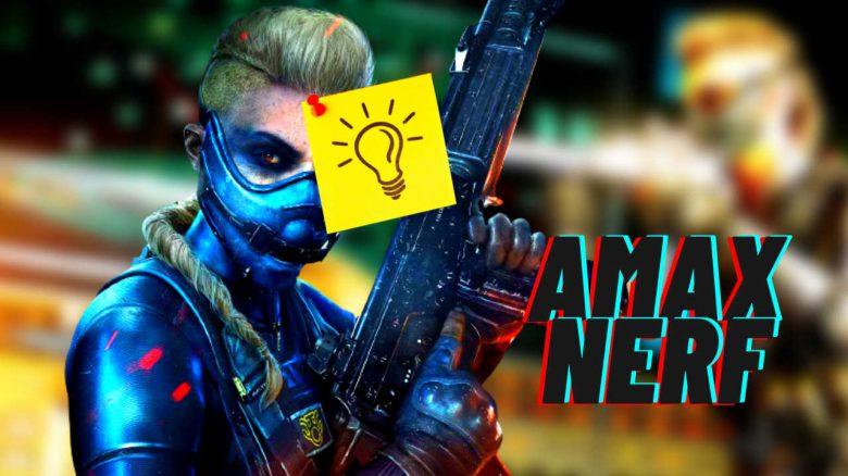 cod warzone update 270521 amax nerf titel