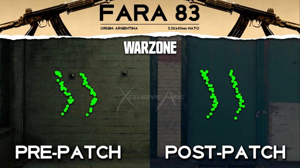 cod warzone update 270521 - fara anpassungen