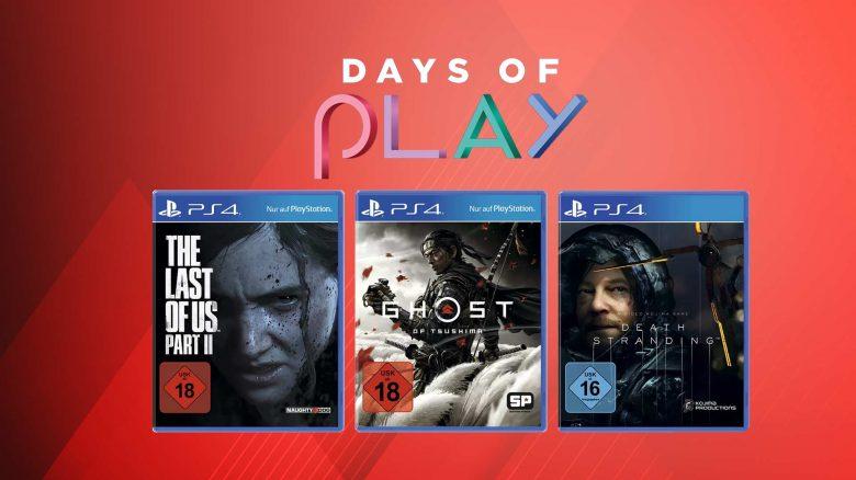 Days of Play 2021: Das sind die besten Angebote für PS5 & PS4