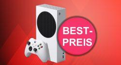 Die Xbox Series S gibt es hier aktuell zum absoluten Bestpreis