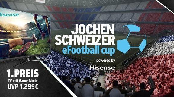 PES 2021 eFootball Cup – Macht mit und gewinnt fantastische Preise [Anzeige]