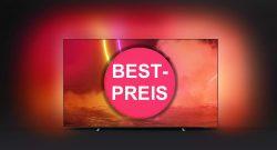 Philips OLED-TV mit Ambilight & Top-Wertung zum Bestpreis bei Expert.de