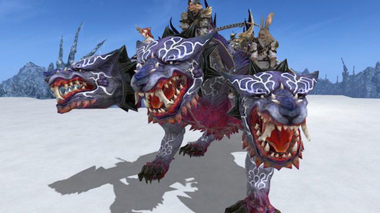 Auf diesen 10 Bossen könnt ihr in Final Fantasy XIV reiten