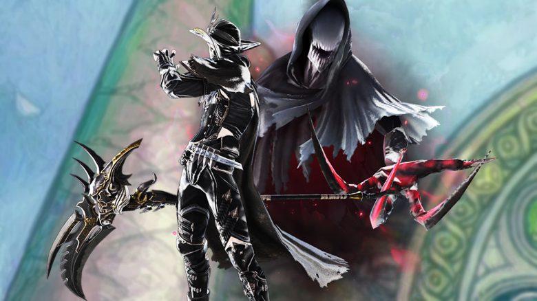 ffxiv reaper job header