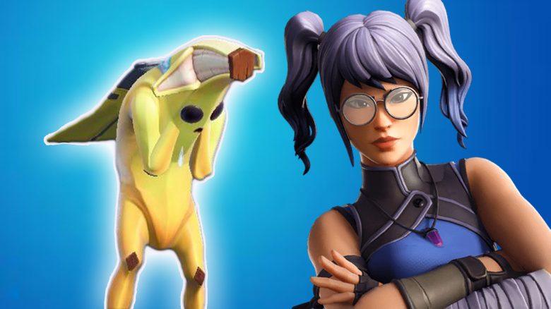 fortnite banane titel