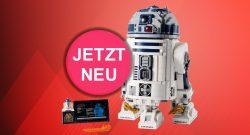 Neuer R2-D2 von Lego Star Wars & mehr jetzt exklusiv im offiziellen Shop