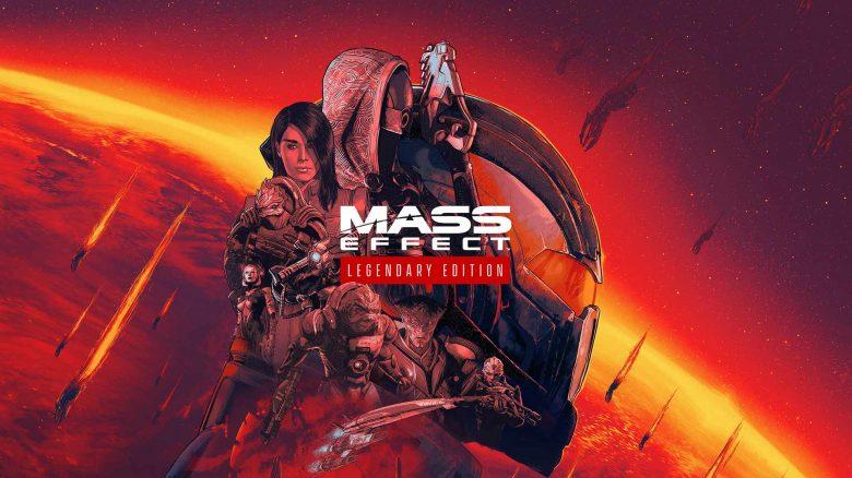 Jetzt vorbestellen: Mass Effect Legendary Edition für PS4, PS5 & Xbox One, Series X/S