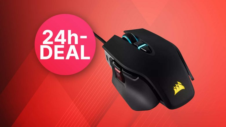 MediaMarkt 24h-Deal: Die beste Gaming-Maus für Shooter ist stark reduziert